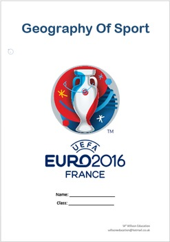 Geography Of Sport: UEFA Euro 2016 France