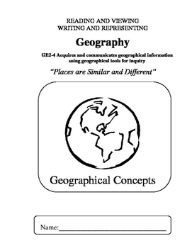 Geography - S2 - Places Are Similar And Different - 01 Geo