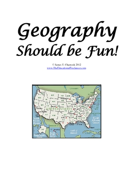 Geography Should be Fun!