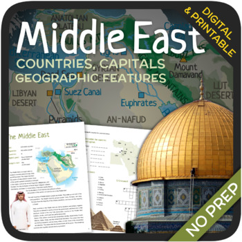 Geography - The Middle East