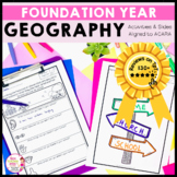 Geography Unit Foundation Year – special places, features