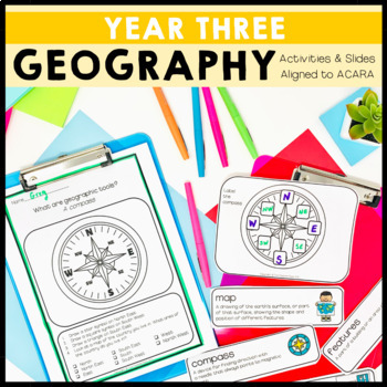 Geography Unit Year 3 Maps: Places, Spaces and the Environ