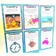 HASS Geography Vocabulary Flash Cards and Posters for youn
