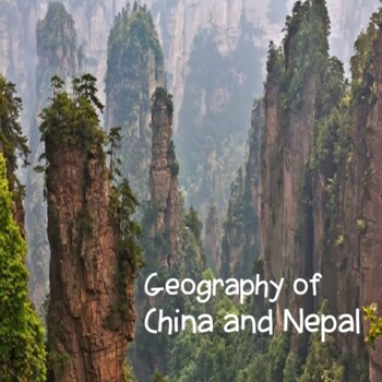 Geography of China and Nepal