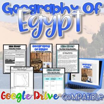 Geography of Egypt Activity