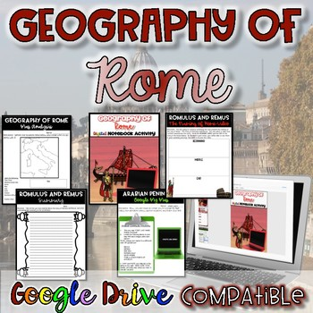 Geography of Rome Activity