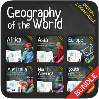 Geography of the World (Bundle)