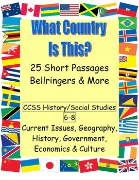 what country geography history economics by azsunset