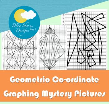 Geometric Art & Co-ordinates
