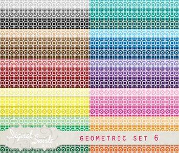 Geometric Background Set 6