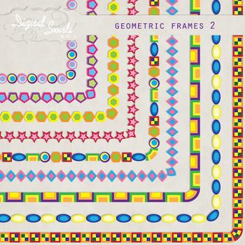 Geometric Frames 2