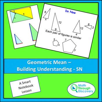 Geometric Mean - Building Understanding