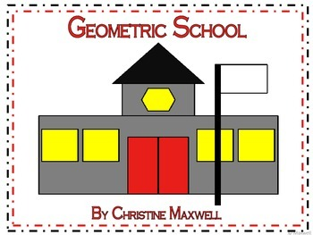 Geometric School for the Begin and End of the School Year