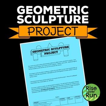 Volume Project: Geometric Sculpture, Free