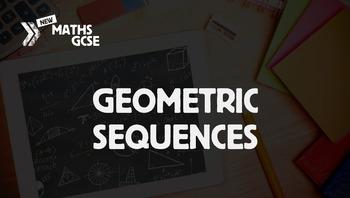 Geometric Sequences - Complete Lesson