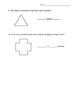 Geometric Shapes - 2nd Grade
