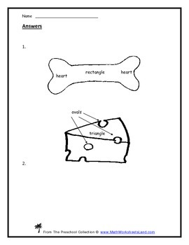 Geometric Shapes Starter Teacher Worksheet Pack - Tracing,