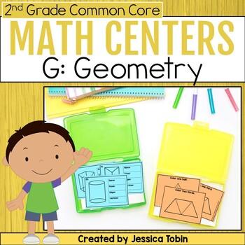 Geometry Centers- 2nd Grade