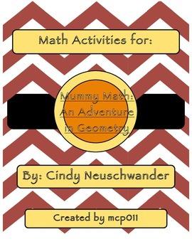 Geometry Activities for Mummy Math