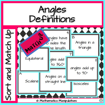 Geometry Angles Definition Match-Up.pdf