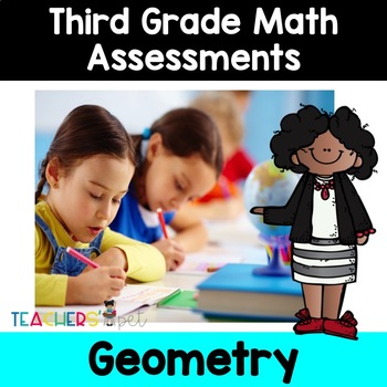 Geometry Assessments: Plane and Solid Figures, Congruency