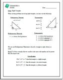 Geometry SOL Entire Bundle