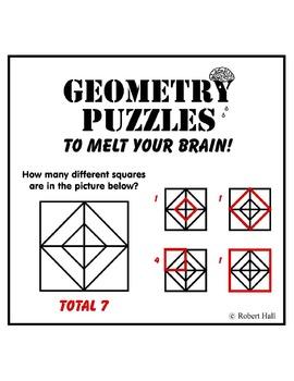 Geometry Challenge Puzzles