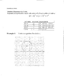 Geometry Chapter 13 Bundle: Coordinate Geometry