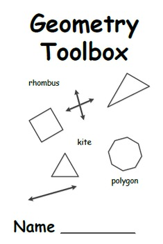 Geometry Common Core Toolbox