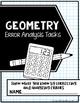 Geometry Error Analysis