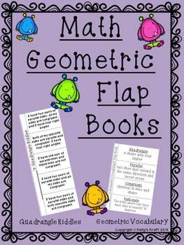 Geometry Flap Books