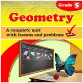 Geometry, Grade 5