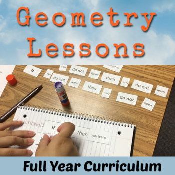 Geometry Bundle {10 Lessons and Growing}