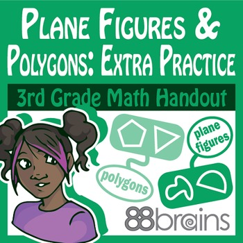 Geometry: Plane Figures and Polygons Extra Practice pgs.23