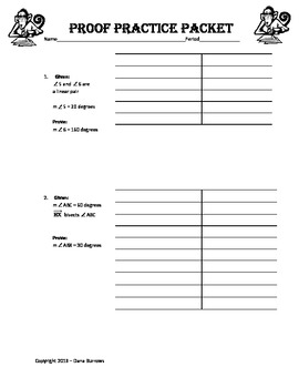 geometry proof practice worksheet free worksheets library download and print worksheets free. Black Bedroom Furniture Sets. Home Design Ideas