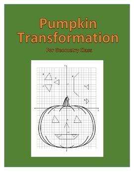 Geometry: Pumpkin Transformations for Translations, Reflec