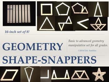 Geometry Shape Snappers Manual