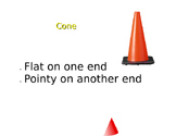Geometry Shapes Mini Posters 2.G.A.1