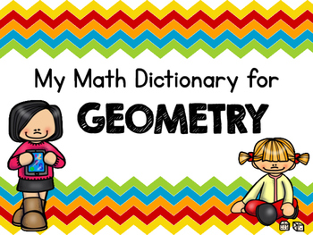 Geometry Student Dictionary