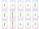 Geometry Terms Matching/Sort Manipulatives