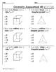 Geometry Tests Prep-2nd Grade