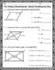 Quadrilaterals - The Family of Quadrilaterals: Special Par