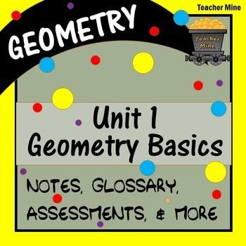 Geometry Basics (Geometry - Unit 1)