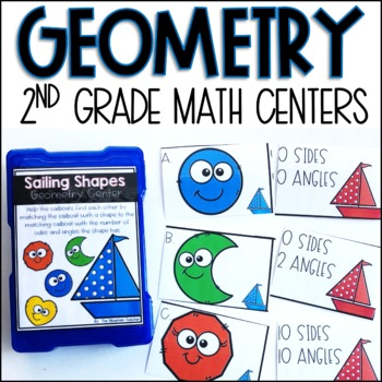 Geometry Centers - Second Grade