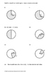 Geometry Worksheet: Arc Length and Sector Area
