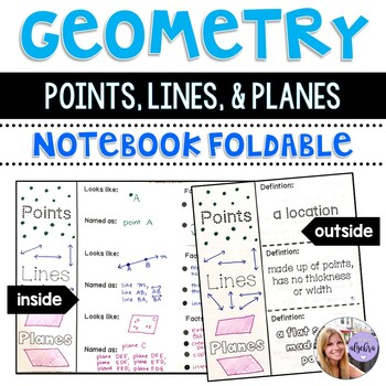 Geometry and Middle School Math - Points, Lines, and Plane