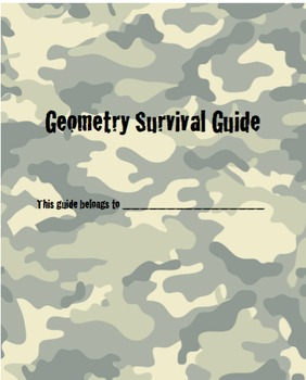 Geometry survival guide