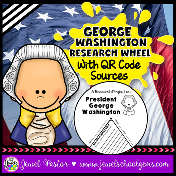 Presidents' Day Activities (George Washington Research Cra