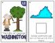 George Washington Adapted Books { Level 1 and Level 2 } Pr
