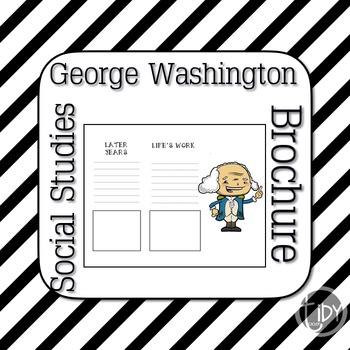George Washington Brochure